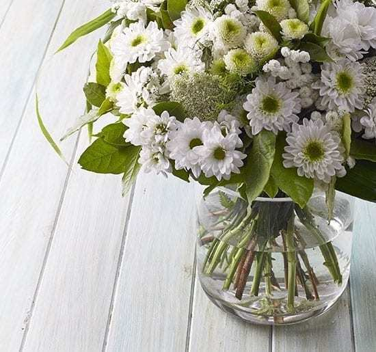 Cajas con Flores Primaverales